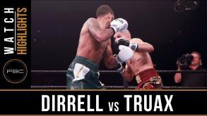 Dirrell vs Truax highlights: April 29, 2016