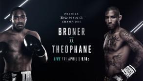 Broner vs Theophane preview: April 1, 2016