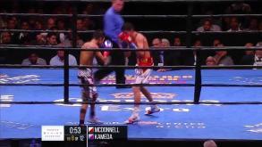 McDonnell vs Kameda full fight: September 6, 2015