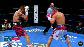 Redkach vs Cruz full fight: April 19, 2016