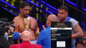 Breazeale vs Kassi full fight: September 26, 2015