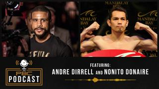 Nonito Donaire & Andre Dirrell Drop Gems | The PBC Podcast