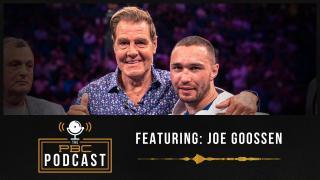 Joe Goossen, Mayweather vs. Leonard & More