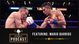 Mario Barrios, PBC & Pound for Pound Lists