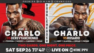 Charlo Doubleheader PREVIEW: September 26, 2020