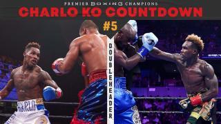 CHARLO DOUBLEHEADER KO Countdown | 5 Days To Go