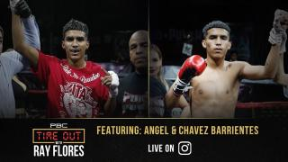 Skilled Twin Prospects Chavez and Angel Barrientes Have Big Plans in Boxing