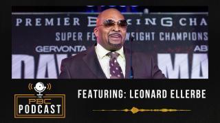 Leonard Ellerbe Talks Davis vs Santa Cruz