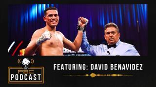David Benavidez Discusses His Future