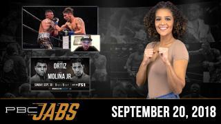 PBC Jabs: September 20, 2018