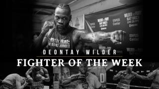 Fighter or the Week: Deontay Wilder