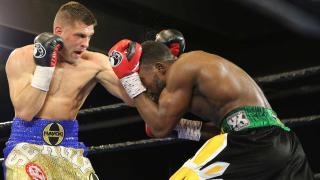Derevyanchenko vs Russell FULL FIGHT: MARCH 14, 2017 - PBC ON FS1
