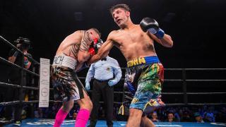 Molina vs Redkach Highlights: December 15, 2017