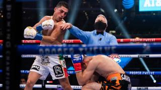 Lopez vs Santana - Watch Fight Highlights   December 5, 2019