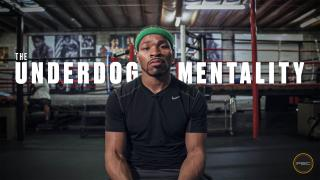Shawn Porter and the Underdog Mentality