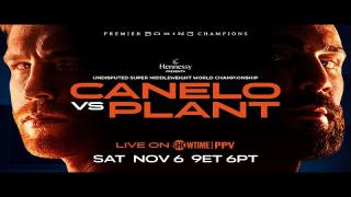 Embedded thumbnail for Canelo Alvarez vs Caleb PREVIEW: November 6, 2021   Live on Showtime PPV