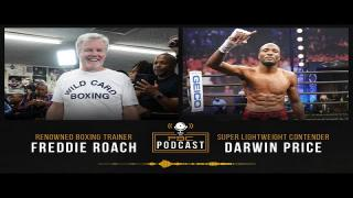 Embedded thumbnail for Freddie Roach, Darwin Price & a Look Back at Charlo- Castaño