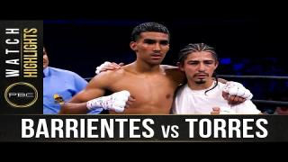 Embedded thumbnail for Barrientes vs Torres HIGHLIGHTS: September 19, 2021 | PBC on FS1