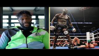 Embedded thumbnail for Deontay Wilder Plans to End Tyson Fury Trilogy With a BIG Knockout