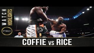 Embedded thumbnail for Coffie vs Rice HIGHLIGHTS: July 31, 2021 - PBC on FOX