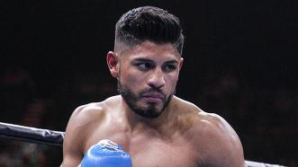 View Abner Mares Profile