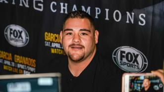 Andy Ruiz Jr. Becomes First Heavyweight Champ of Mexican Descent