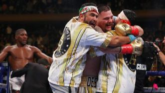 Andy Ruiz Jr. Wins ESPY Award for Upset of the Year