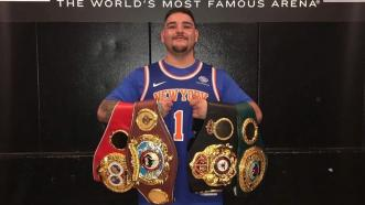 Andy Ruiz Jr. - A Win For The Good Hombres