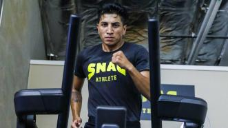 Camp Life With ... Mario Barrios