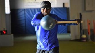 Camp Life With ... Andre Berto