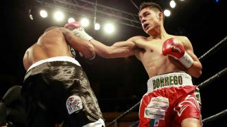 Miguel Borrego set to shine against Cameron Krael