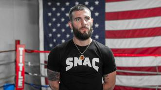 For Caleb Plant, Business is Always Personal