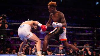 Jermell Charlo Delivers Highlight Reel KO of Jorge Cota