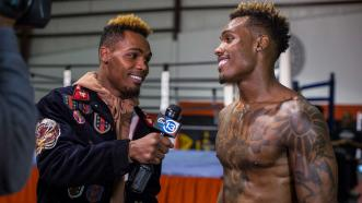 Charlo twins talk Thanksgiving memories and training during the holidays