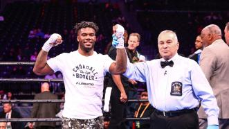 12 Rounds With ... Chordale Booker