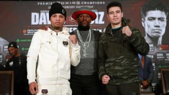 Gervonta Davis vs. Hugo Ruiz: An Arms Race