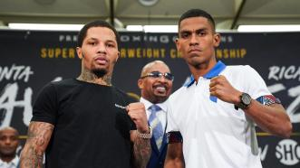 Gervonta Davis vs. Ricardo Nunez: The War in Baltimore