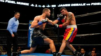 James DeGale on the hunt for monster fights