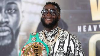 Outside The Ring: Deontay Wilder Has a Heart as Big as his Punch