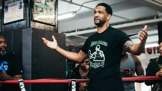 It's Business and Personal for Dominic Breazeale