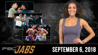 Fathers face off this week on PBC Jabs