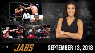 PBC Jabs chats with two-time welterweight champion Shawn Porter