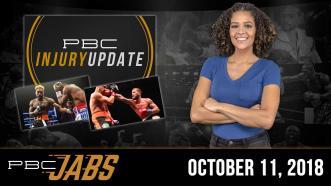 PBC Injury Update: Jarrett Hurd and Caleb Plant