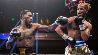 Easter vs. Barthelemy Ends in Split Draw