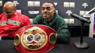 The Truth is Here: Errol Spence Jr. Joins The PBC Podcast