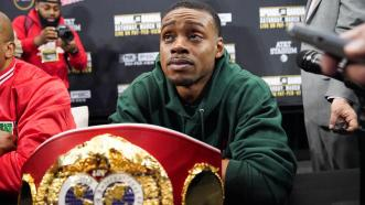 Inside the Mind of Errol Spence Jr.