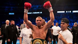 Chris Eubank Jr. Dominates James DeGale in Upset Decision Win