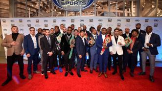 Top fighters kick off PBC on FOX partnership in LA