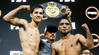 Brandon Figueroa vs. Javier Chacon: Roadblock to Stardom