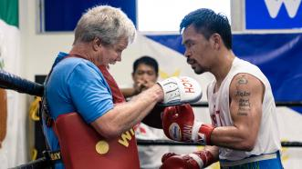 The Talented (and confident) Freddie Roach